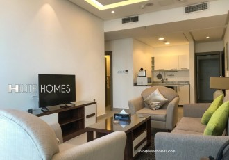 Spacious and fully furnished one bedroom Apartment for rent in Shaab