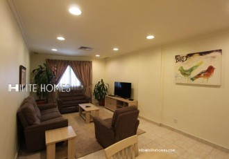 Furnished Two Bedroom Apartment in Salwa