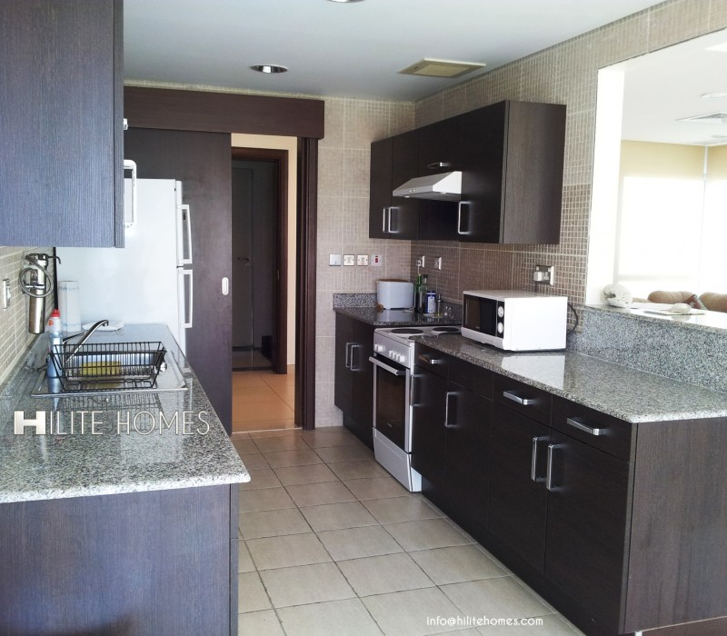 One bedroom apartment for rent, Salmiya Kuwait