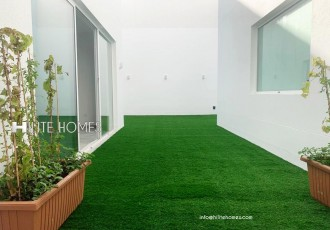 Three Bedroom Duplex with Garden for rent in Salwa