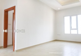 Sea view two bedroom apartment for rent in Salmiya