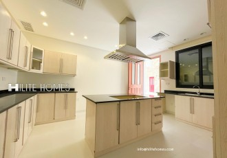 Four bedroom villa for rent in Abu Fatira
