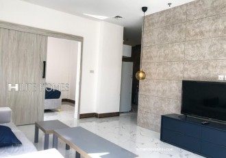 Fully furnished one bedroom apartment for rent in Salmiya