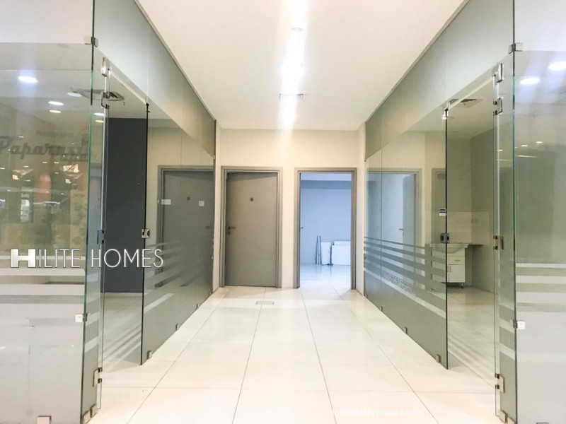 Commercial Space available for rent in Salmiya