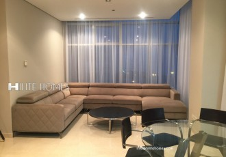 3 bedroom sea view apartment for rent, Bneid al qar