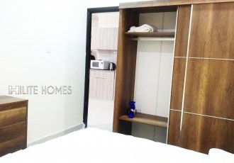 1 Bedroom apartment salmiya hilite homes (11)