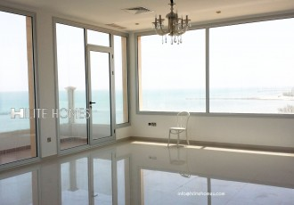 Sea view 3 bedroom apartment , Abul Hasssnia