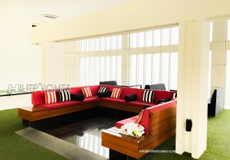Three bedroom flat for rent with sea view, Saba Salem