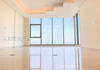 Sea view three bedroom apartment for rent, Shaab