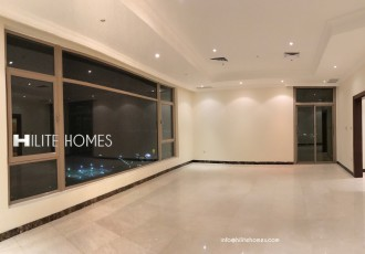 Three bedroom big apartment with balcony, Shaab