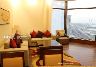 Furnished apartment 2 bedroom for rent Bneid  al qar