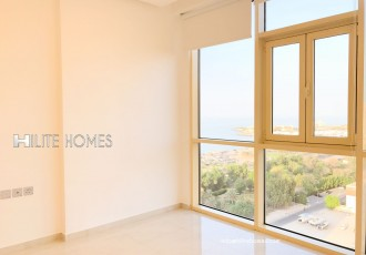 Two bedroom furnished apartment for rent Salmiya